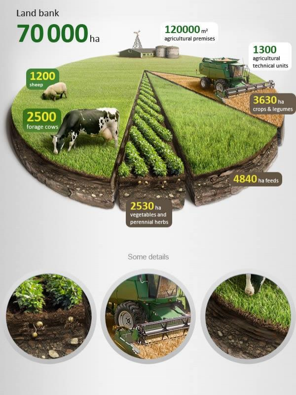 Land Bank infographic
