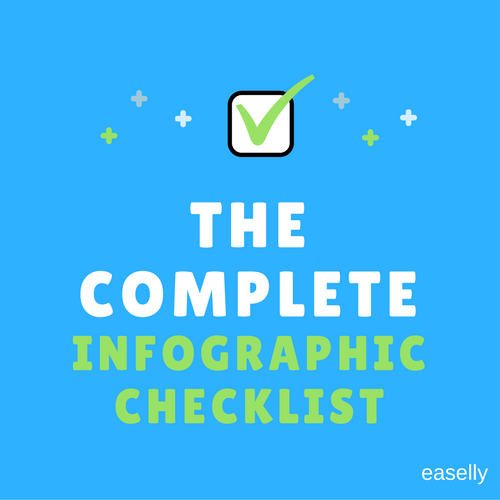 complete infographic checklist