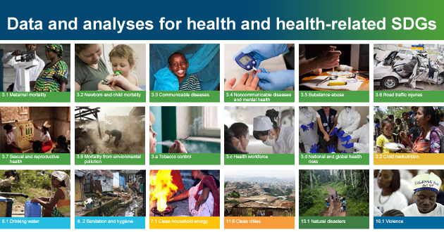 world health organization data