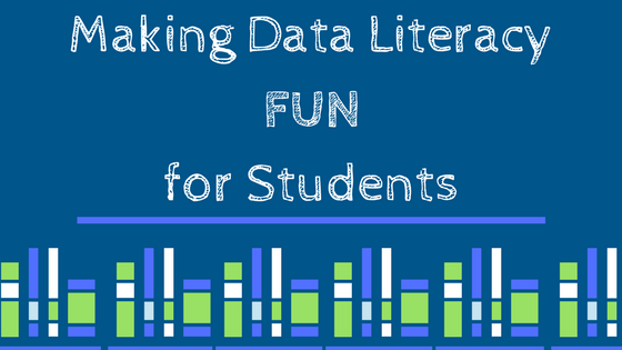 data literacy fun for students